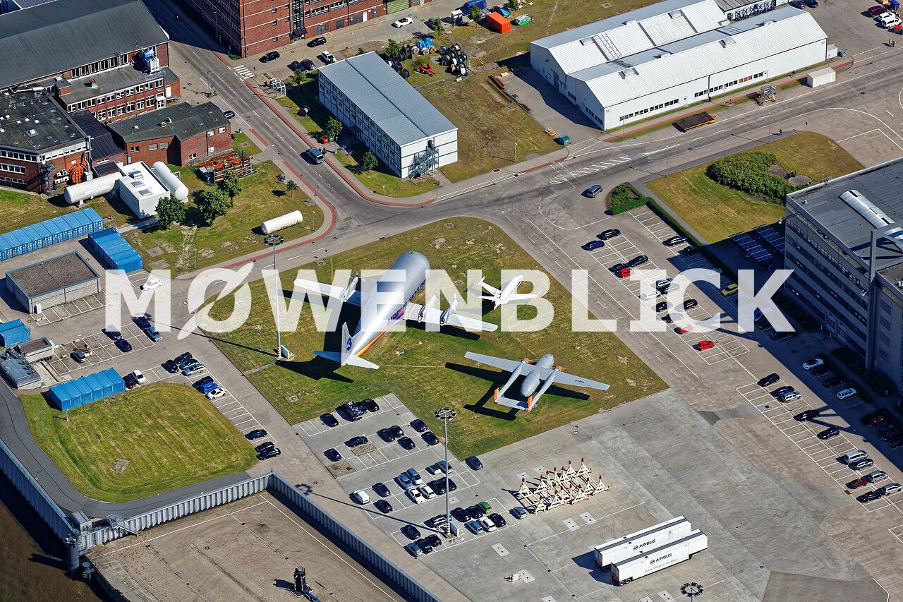 Airbus Luftbild