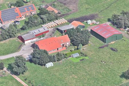 Luftaufnahme Wittmund