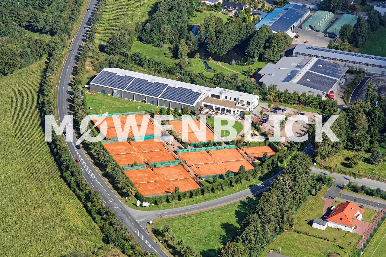 Tennis Club Luftbild