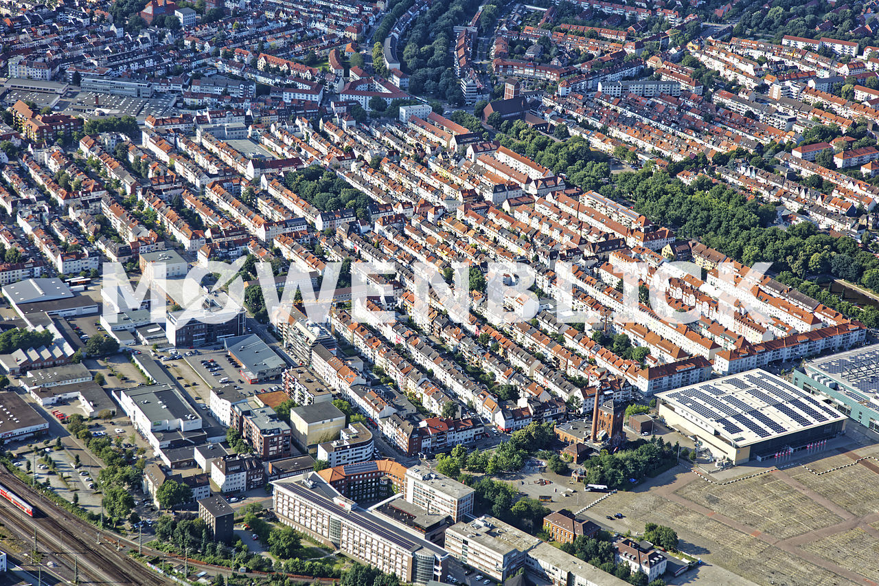 Findorff In Bremen Stadtteil