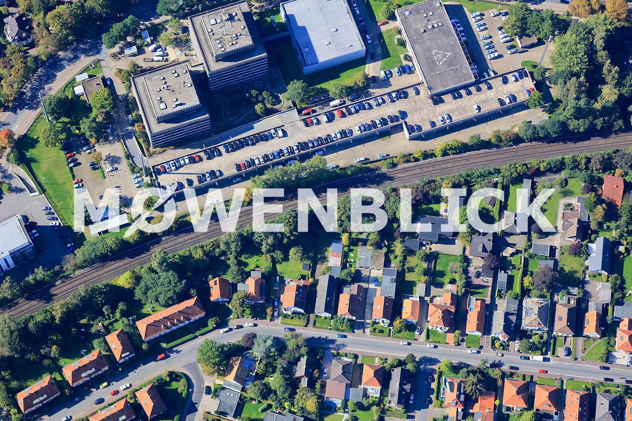 Tangastraße Luftbild