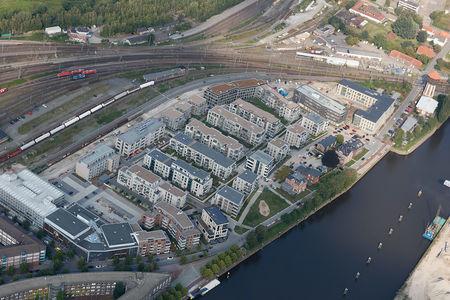Neubaugebiet Alter Stadthafen