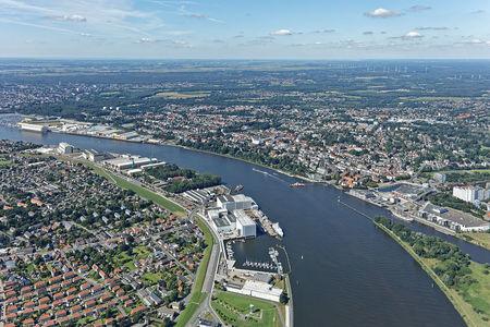Weser und Lesum