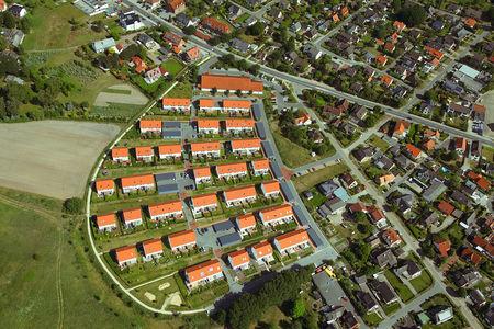 Luftaufnahme Lenke-Schlesinger-Straße