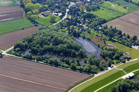 Luftaufnahme Am Weserdeich