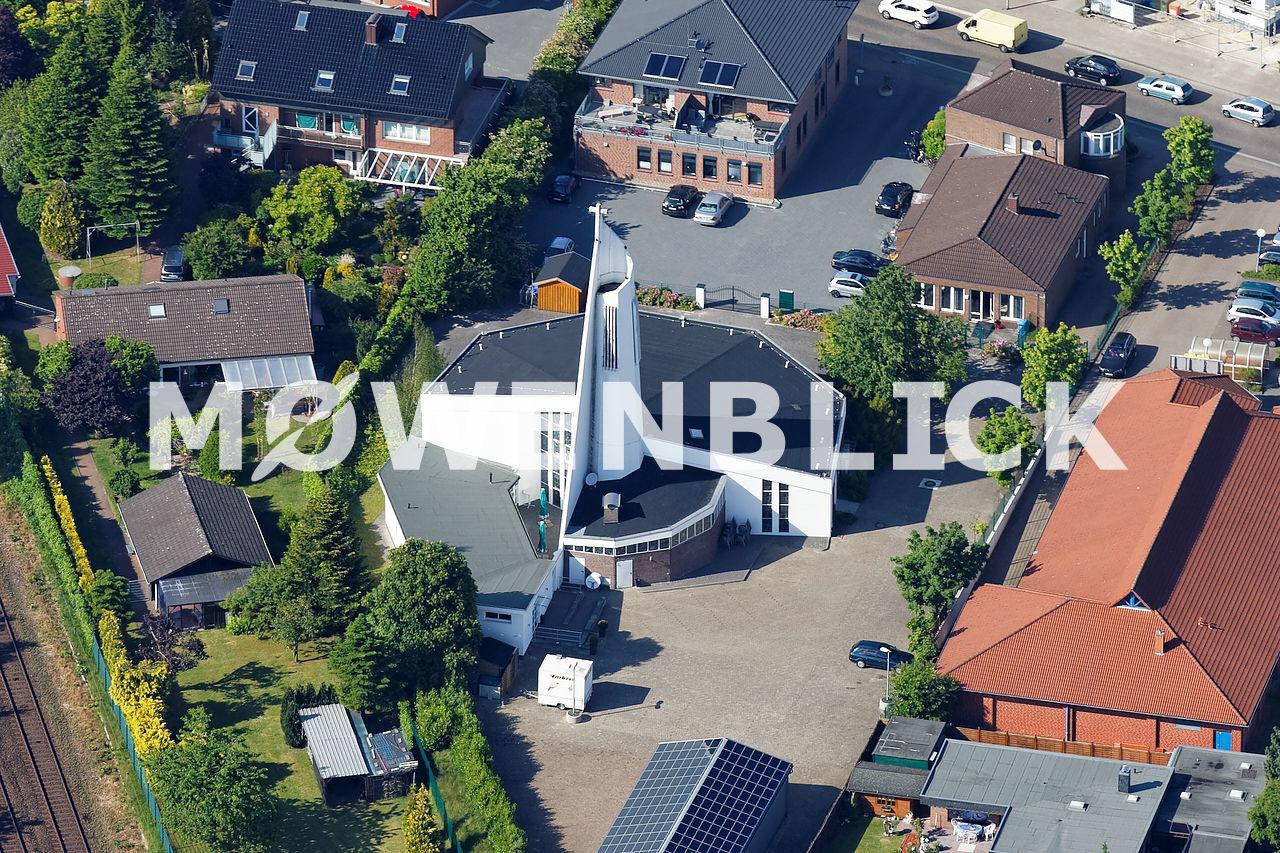 Kulturzentrum Ofenerdiek Luftbild