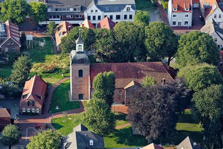 Luftaufnahme Am Kirchplatz