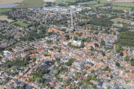 Luftaufnahme Meldorf