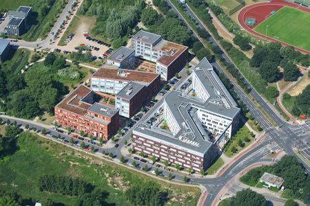 Luftaufnahme Technologiepark