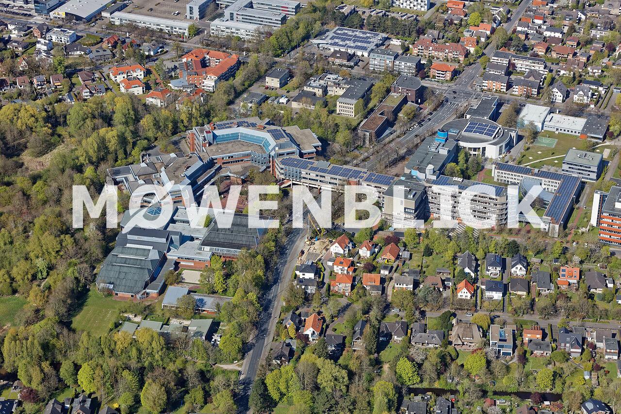 Universität Oldenburg Luftbild