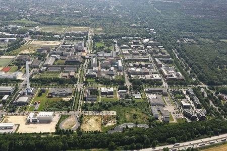 Luftaufnahme Universität Bremen
