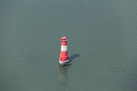 Luftaufnahme Arngaster Leuchtturm
