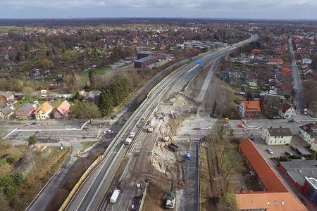 Brückenrückbau