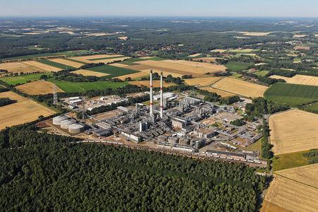Erdgasaufbereitungsanlage