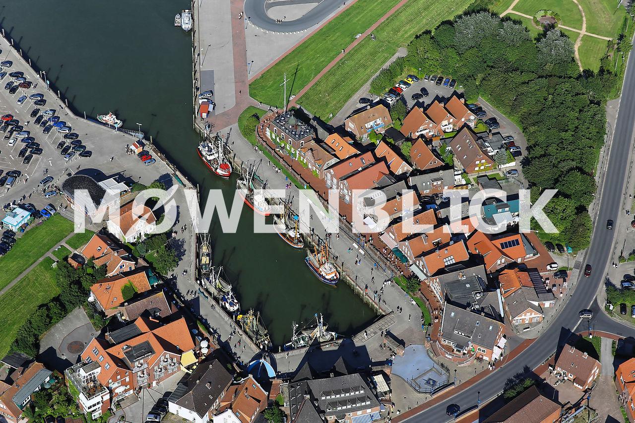 Hafen Luftbild