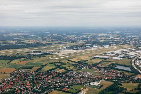 Luftaufnahme Langenhagen