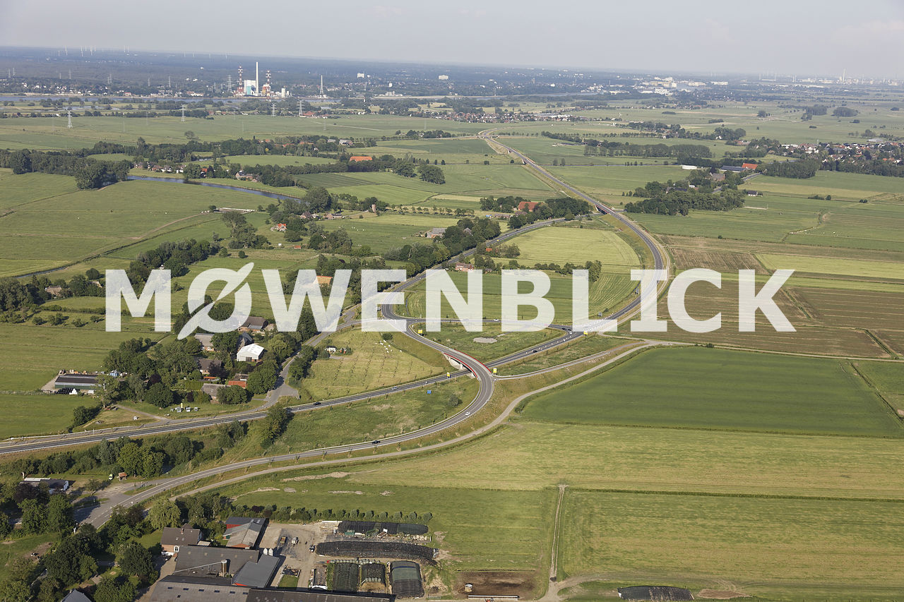 Schlüter Straße Luftbild