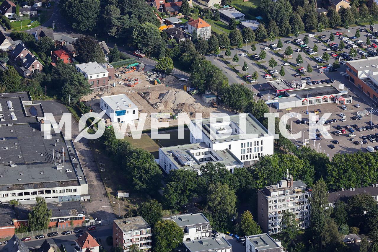 Neubauten Luftbild