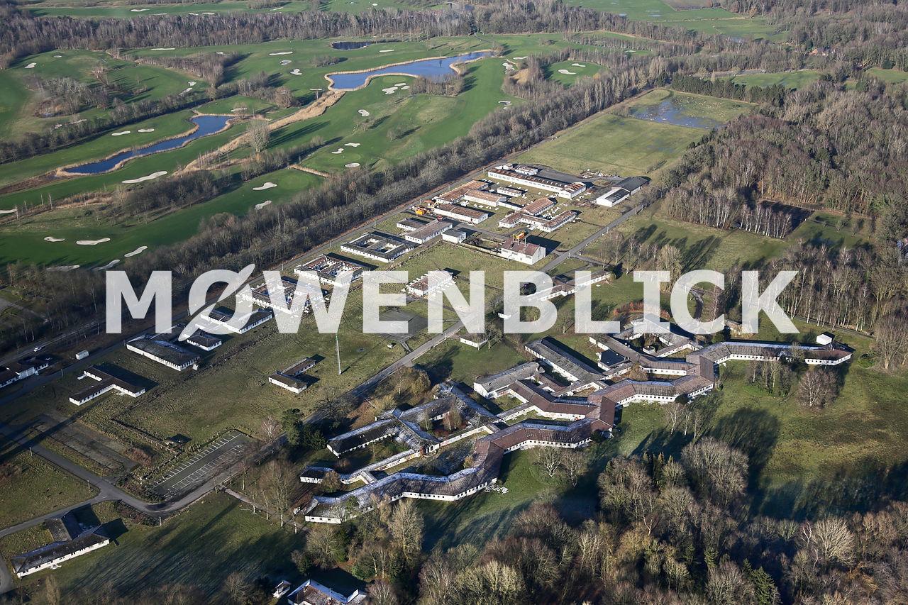 Bundeswehr KH Luftbild