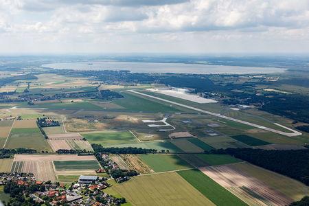 Luftaufnahme Wunstorf