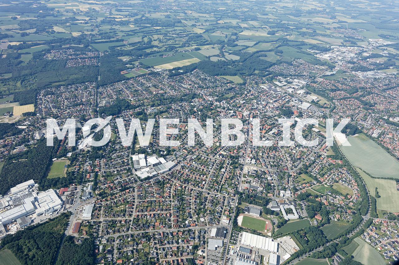 Ortskern Luftbild