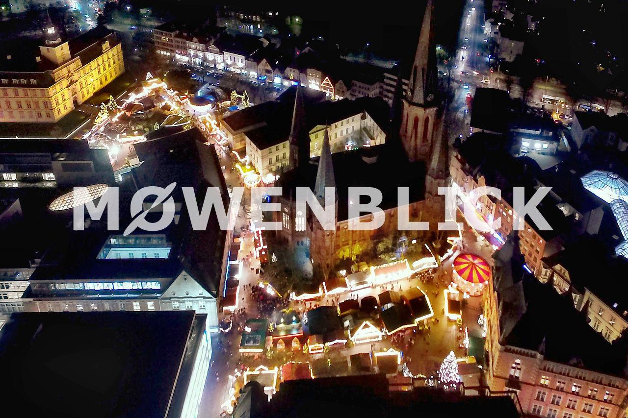 Lambertimarkt Oldenburg Luftbild
