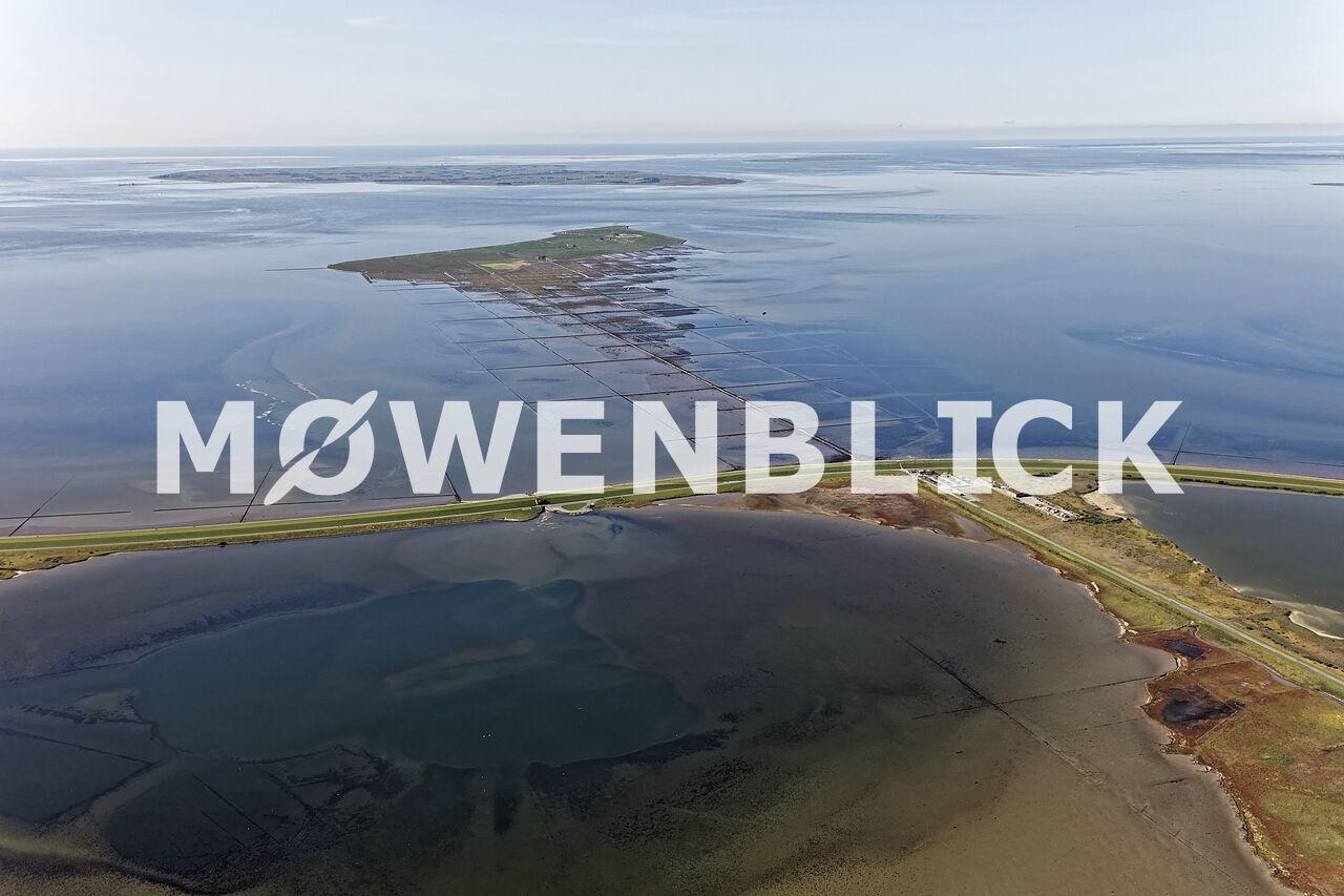 Badestelle Luftbild