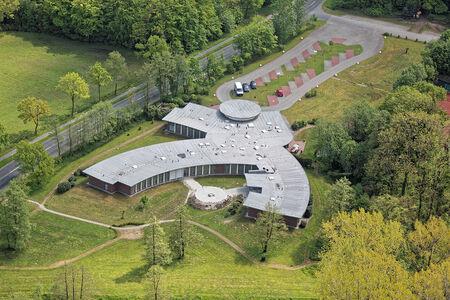 Luftaufnahme Freizeitpark