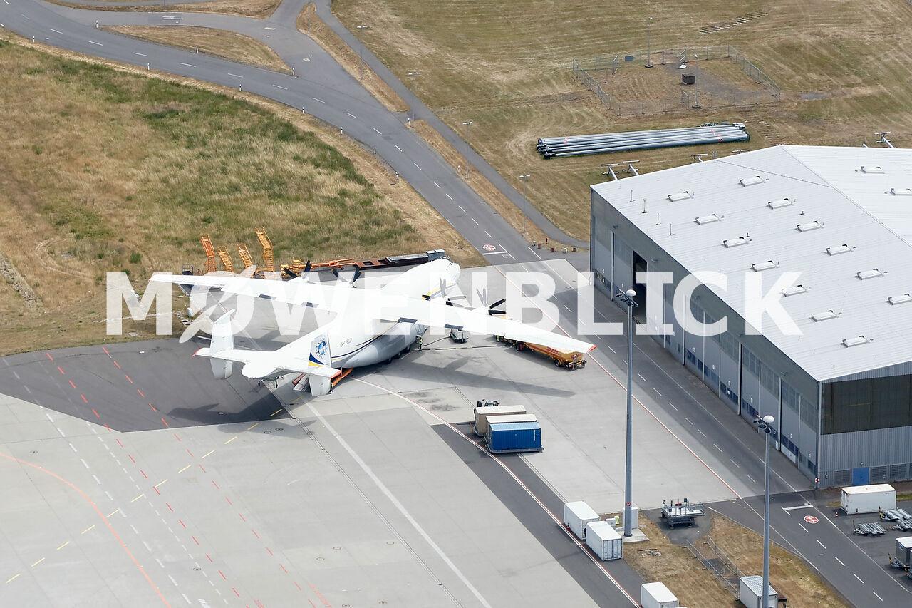 Antonow AN-22 Luftbild