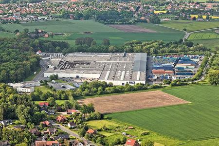 Luftaufnahme Bruchhausen-Vilsen