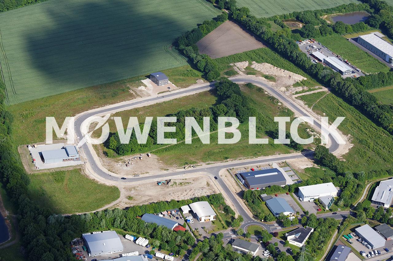 Patentbusch II Luftbild