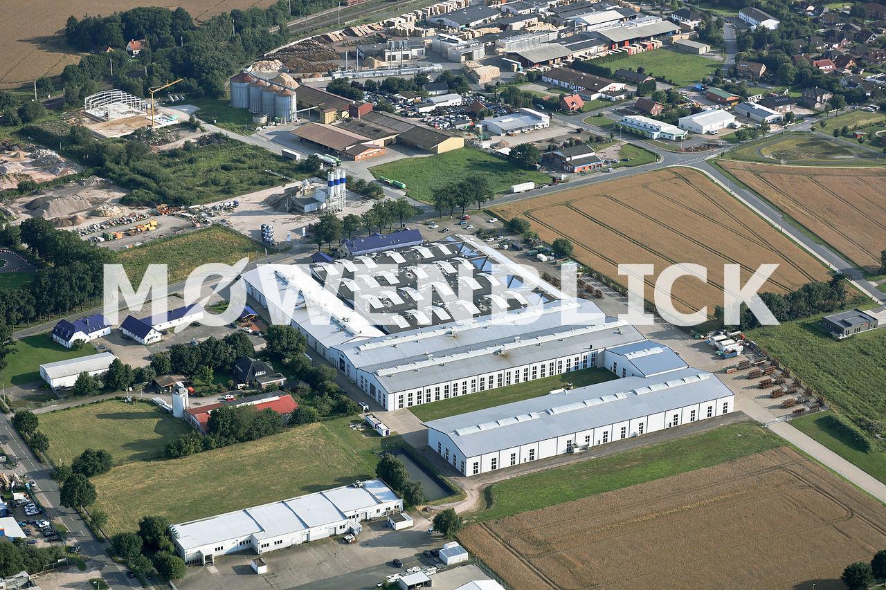 Stelter Zahnradfabrik Luftbild