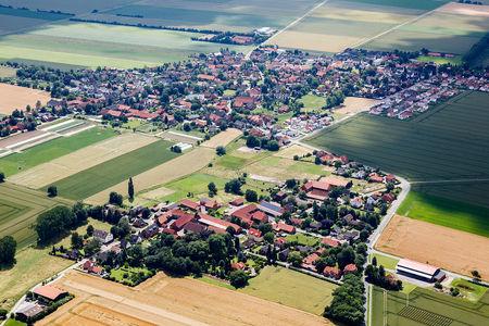Luftaufnahme Hemmingen