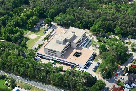 Luftaufnahme Aller-Weser-Klinik
