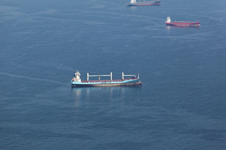 Luftaufnahme Maersk Valetta