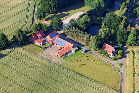 Luftaufnahme Twillbeeke