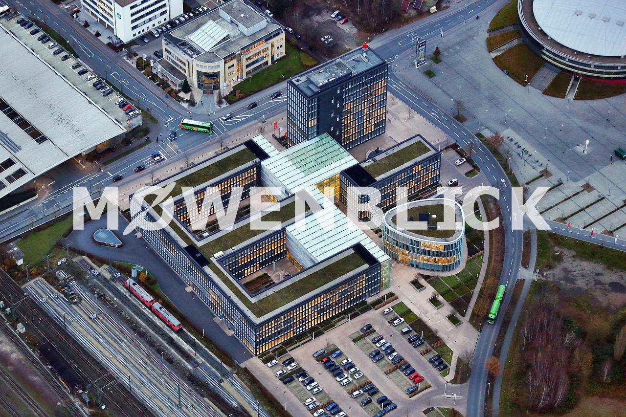 LzO Zentrale Luftbild