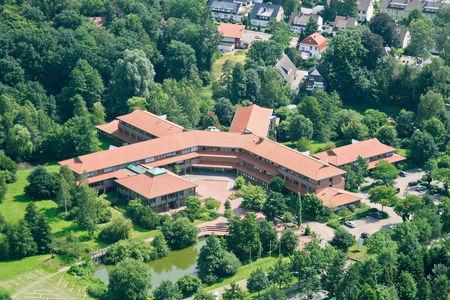 Luftaufnahme Kreishaus
