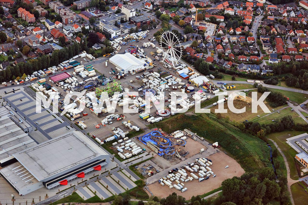 Kramermarkt 2015 Luftbild