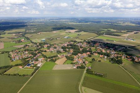 Luftaufnahme Werpeloh