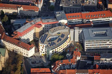 Luftaufnahme Kinderhospital