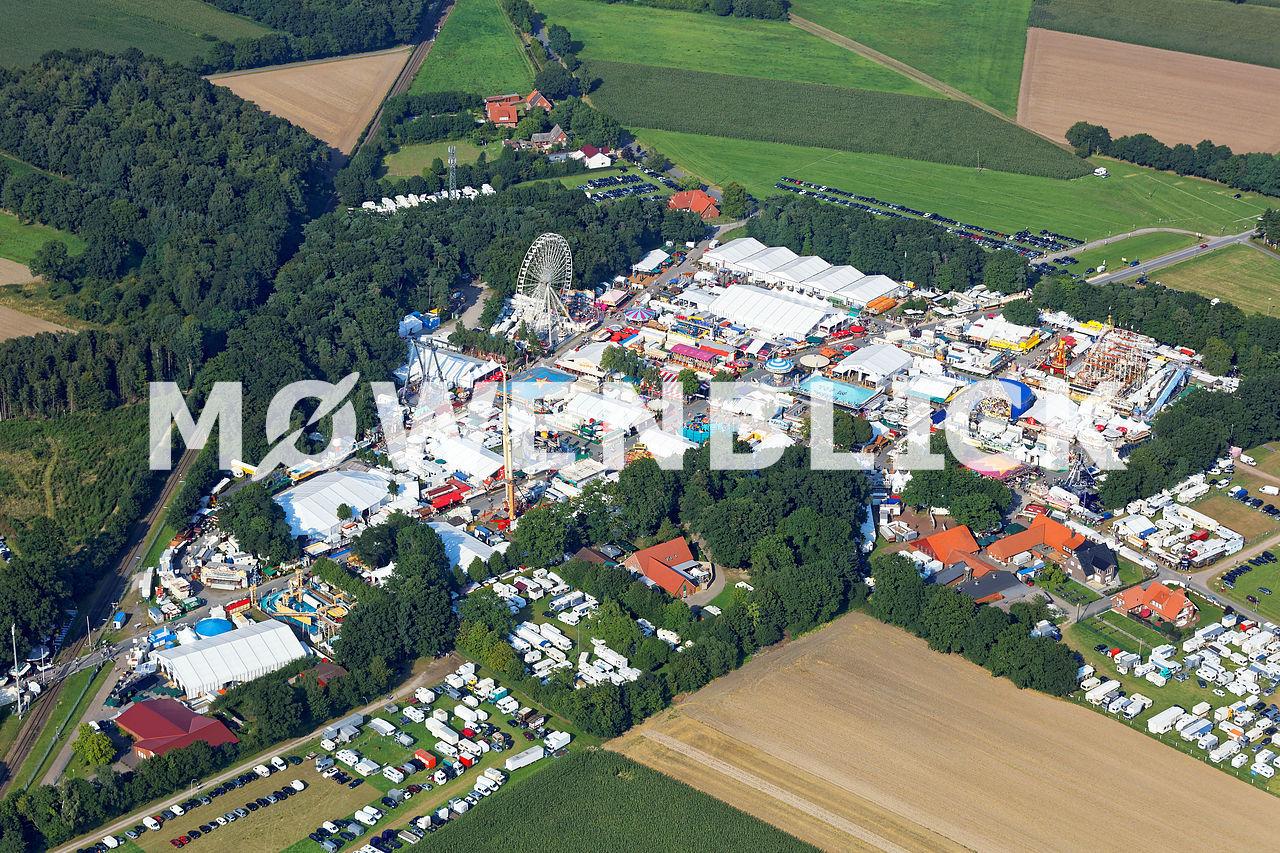 aktuelle Bilder Stoppelmarkt Luftbild