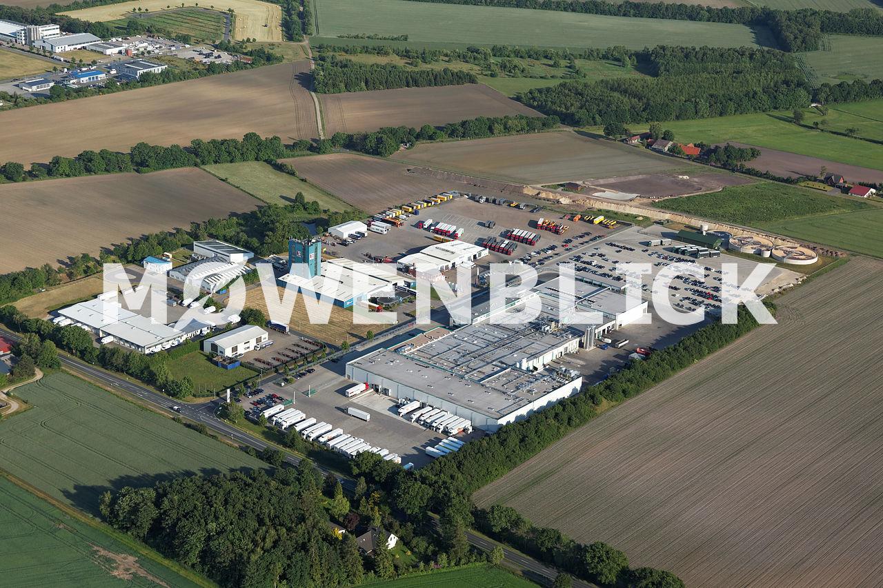 Heidemark Luftbild
