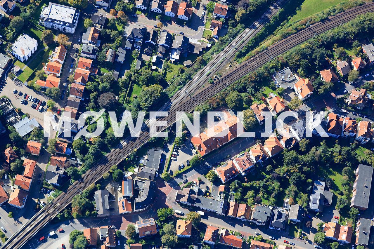 Dwostraße Luftbild