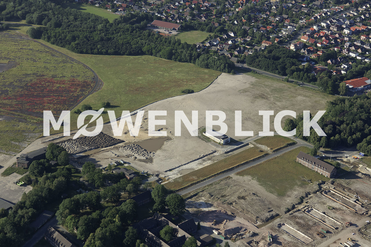 Fliegerhorst Luftbild