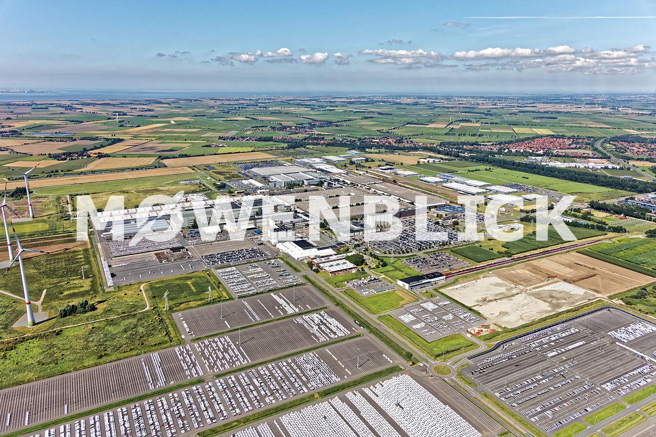 VW Werk Luftbild