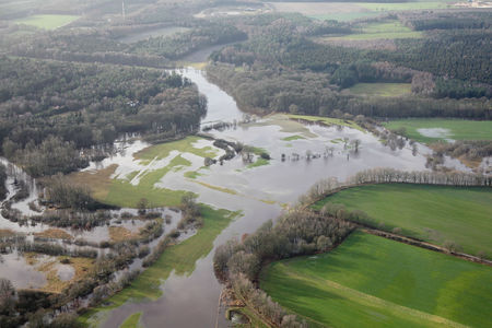 Hochwasser der Hunte