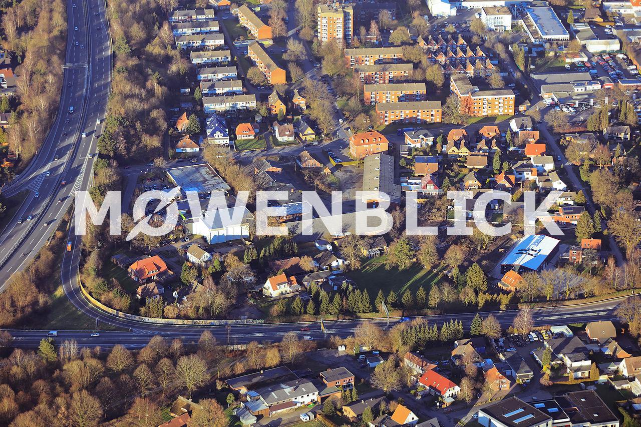 Schagenweg Luftbild