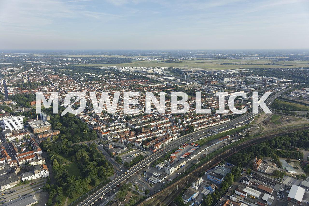 Neustadt Luftbild