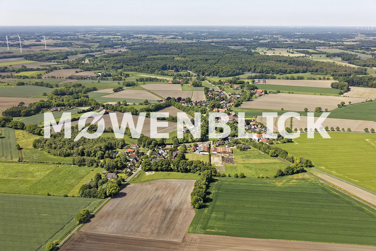 Ortsteil Immer Luftbild